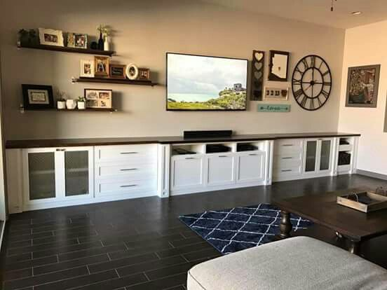 P I N T R E S T Personallikes Living Room Entertainment Big Tv Wall Ikea Tv Wall Unit In 2021 Living Room Entertainment Big Tv Wall Ikea Tv Wall Unit