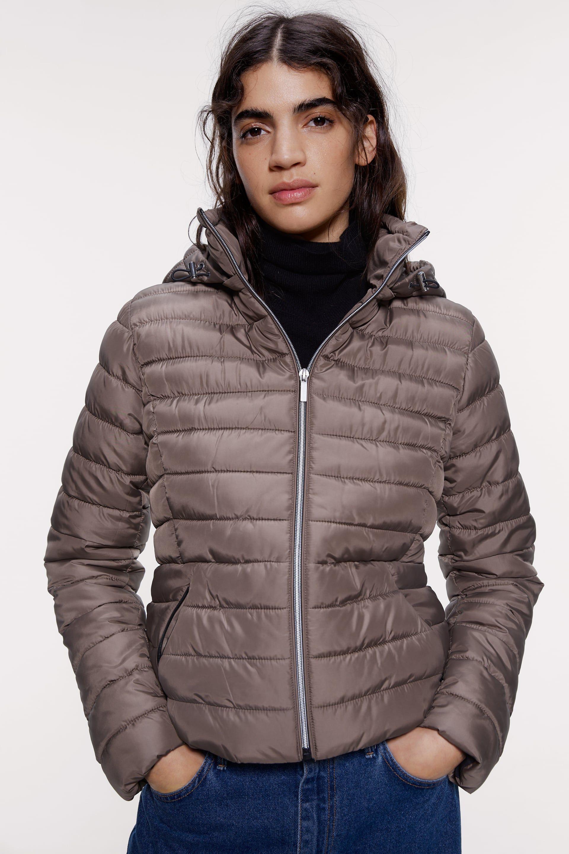 Lightweight Puffer Jacket Zara Canada Jackets Puffer Jackets Puffer [ 2880 x 1920 Pixel ]