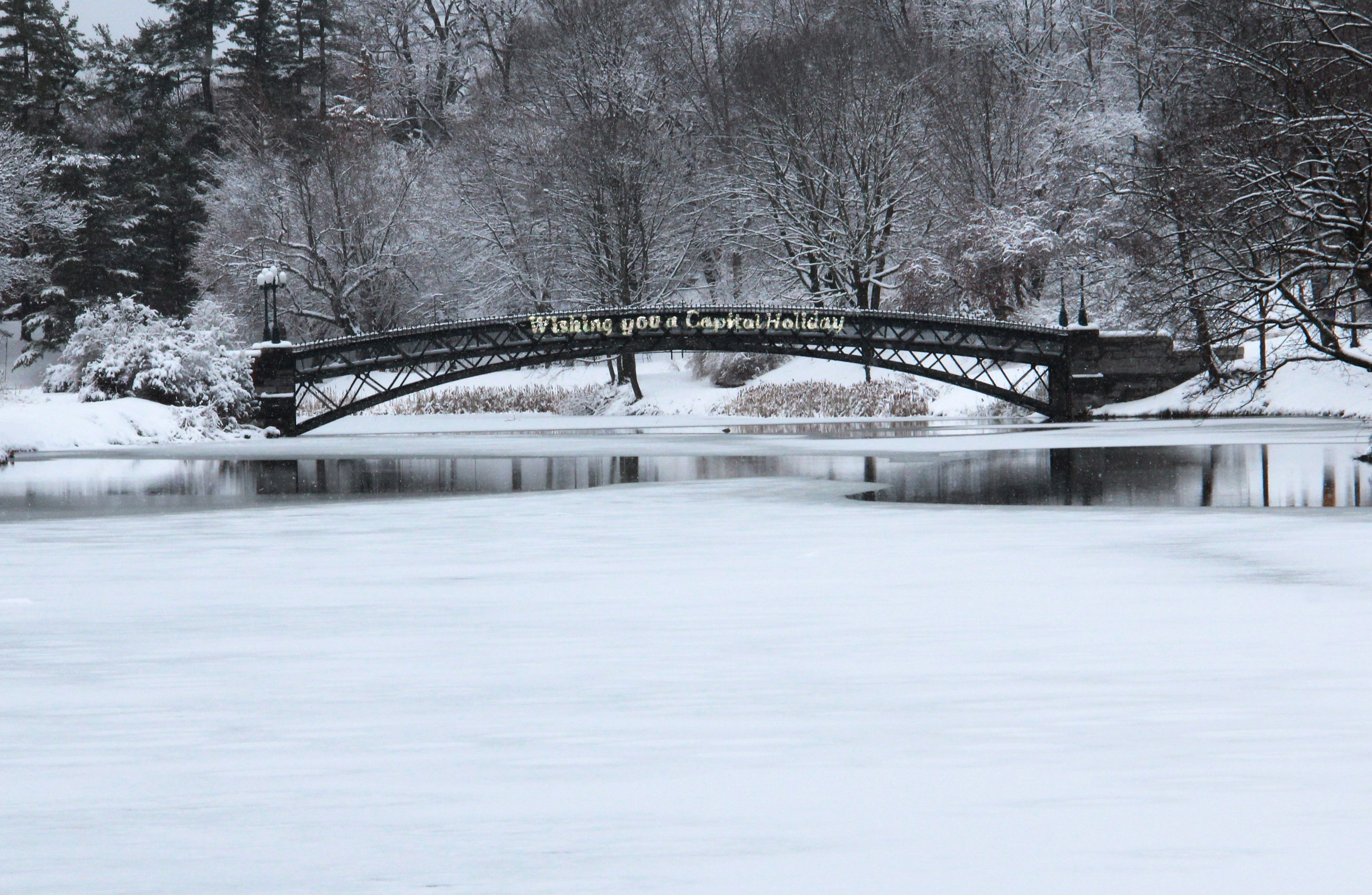 Find Winter Getaways In Albany, New York And Explore