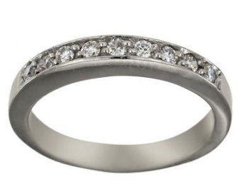 Black diamond ring by PraxisJewelry on Etsy