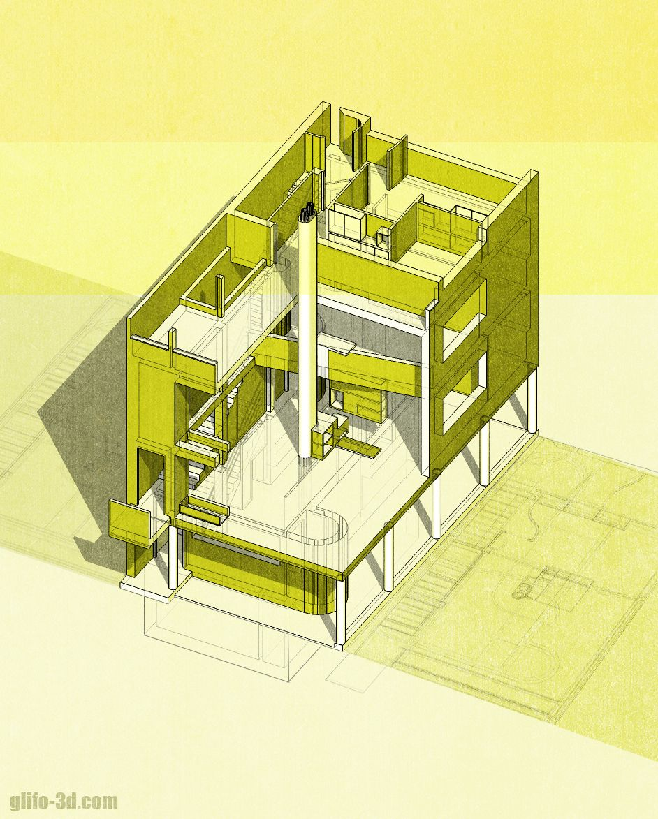 Conceptual Architecture Drawings