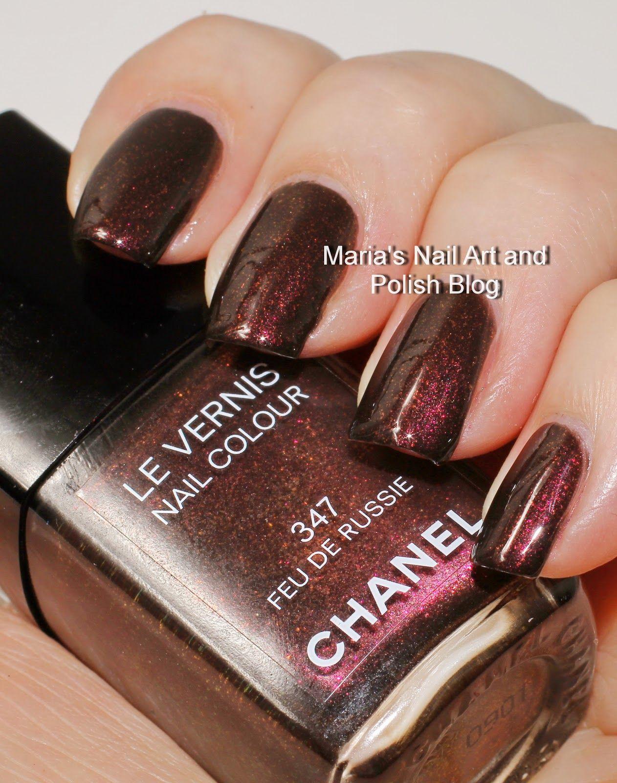 Chanel Feu de Russie 347