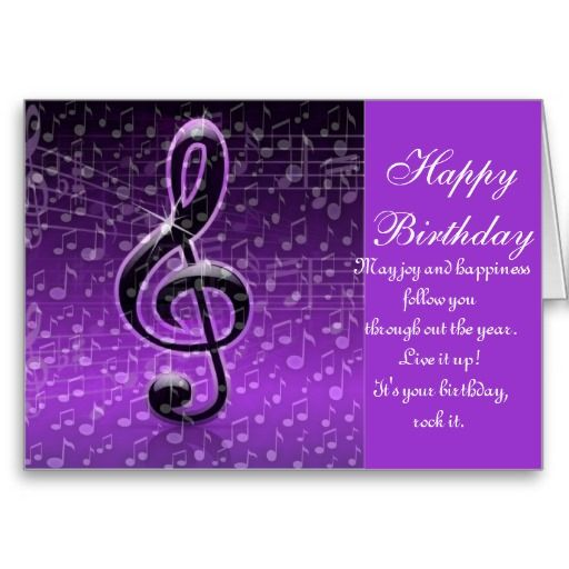 60th birthday music pop up box card by myself tina herringshaw – Birthday Greeting with Music