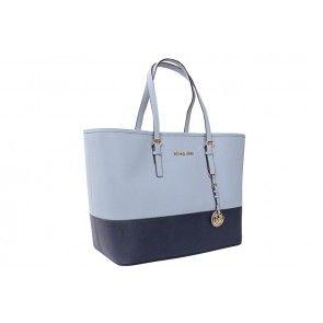 e1f84644e52 Michael Kors - Shopper - Blauw | Cute Outfits | Michael kors purses ...