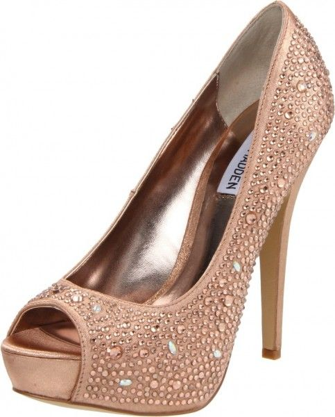 Rose Gold Women s Cycile Platform Pump - Wedding Inspirations  dba1be9bc