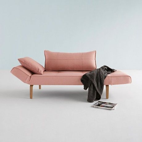 Zeal Folding Sofa Pink By Innovation Living Denmark Monoqi