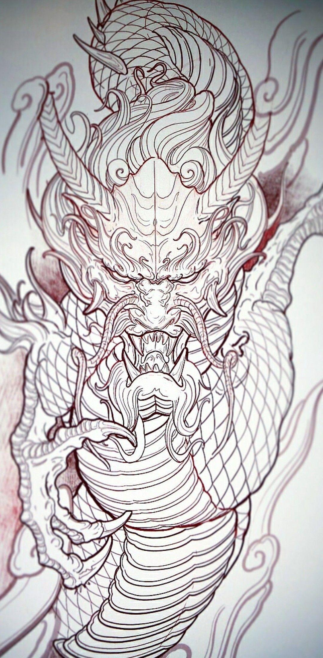 Dragontattoo Foottattoos Piscestattoo In 2020 Samurai Tattoo Design Dragon Head Tattoo Japanese Tattoo Art