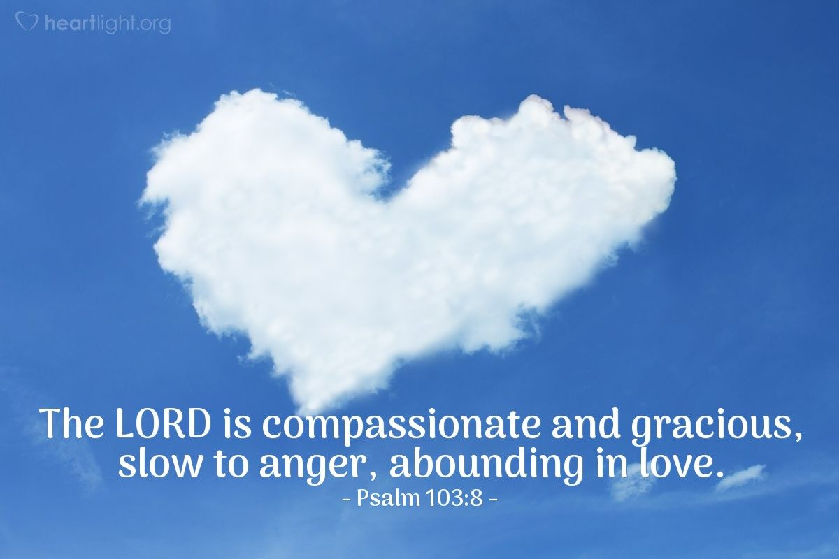 Responsoral Hymn Psalm 103 8 The Lord Is Compassionate To All