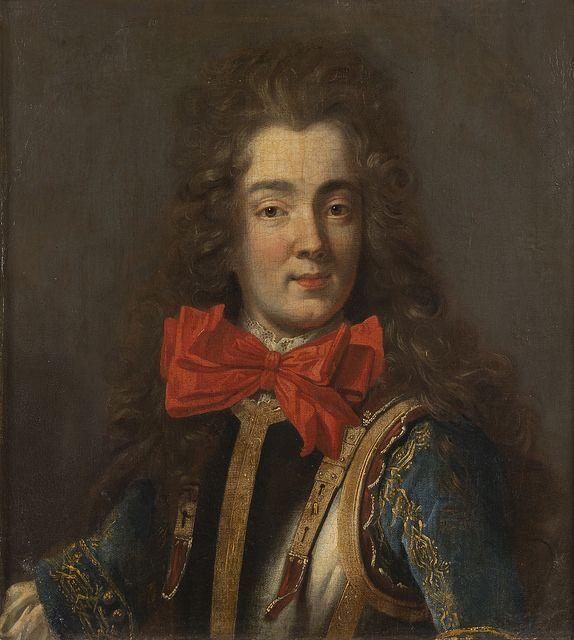 Philippe Julien Mancini-Mazarini, 1er. Duc de Nivernais et du Donziais, Pair de France (1641-1707).