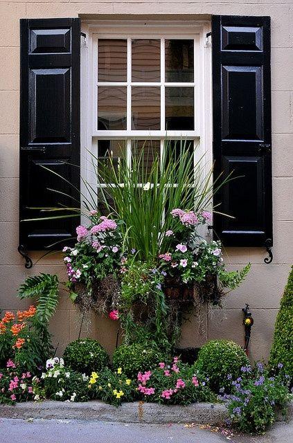 window garden by 136liberty   Window box, Garden windows ...