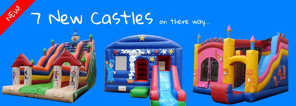 Bouncy castles hire is simple with these guys httpwww