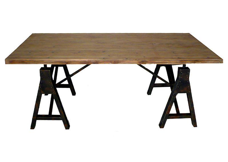 Muebles Portobellostreet.es: Mesa de Comedor Argyll - Mesas de ...