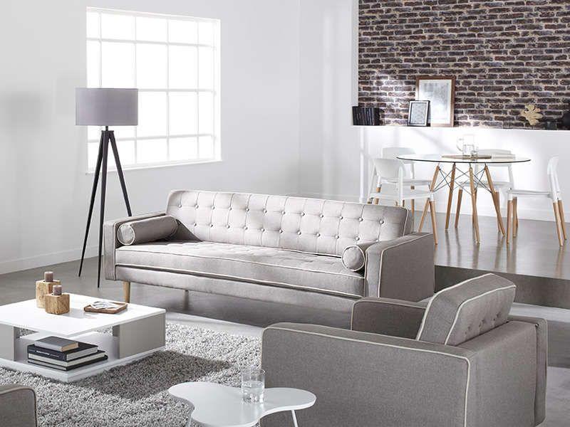 Salon Complet Canape Et Fauteuil Torvald Salon Complet Achatdesign Bon Shopping Com Canape Gris Tissu Meuble Design Mobilier De Salon