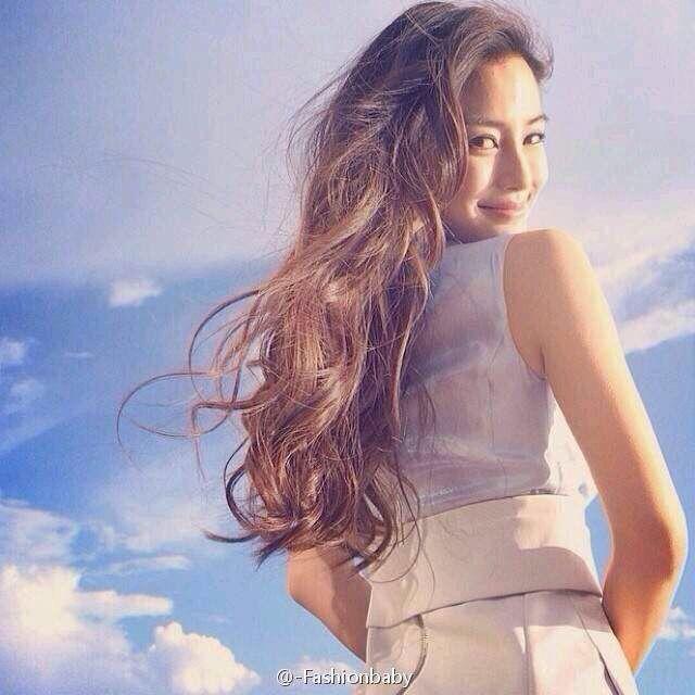 Angela Baby 楊穎   美人 顔, 女の子モデル, スタイル