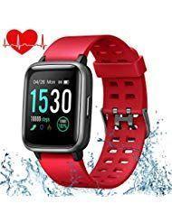 ONSON Fitness Armband Wasserdicht IP68 Fitness Tracker Fitness Uhr fr Damen He... - #Armband #Damen...