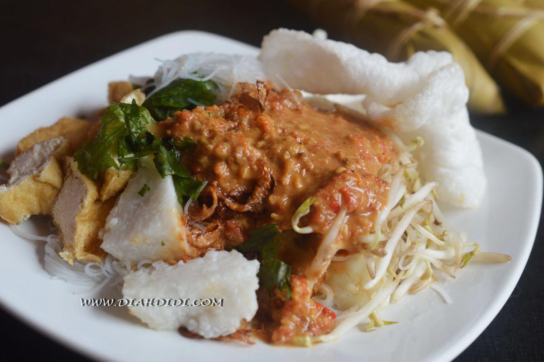 Ketoprak Bumbu Kacang Mete Resep Masakan Asia Resep Masakan Kacang Mete