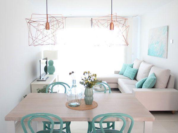 Un apartamento coqueto y funcional | decoracion | Decoración de unas ...