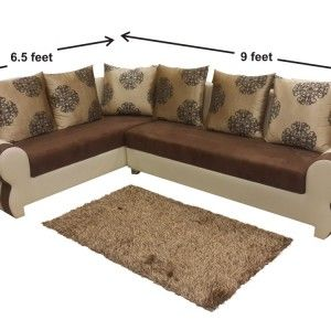 Buy Online Different Type Of L Shape Sofa From Suris Furnitech In