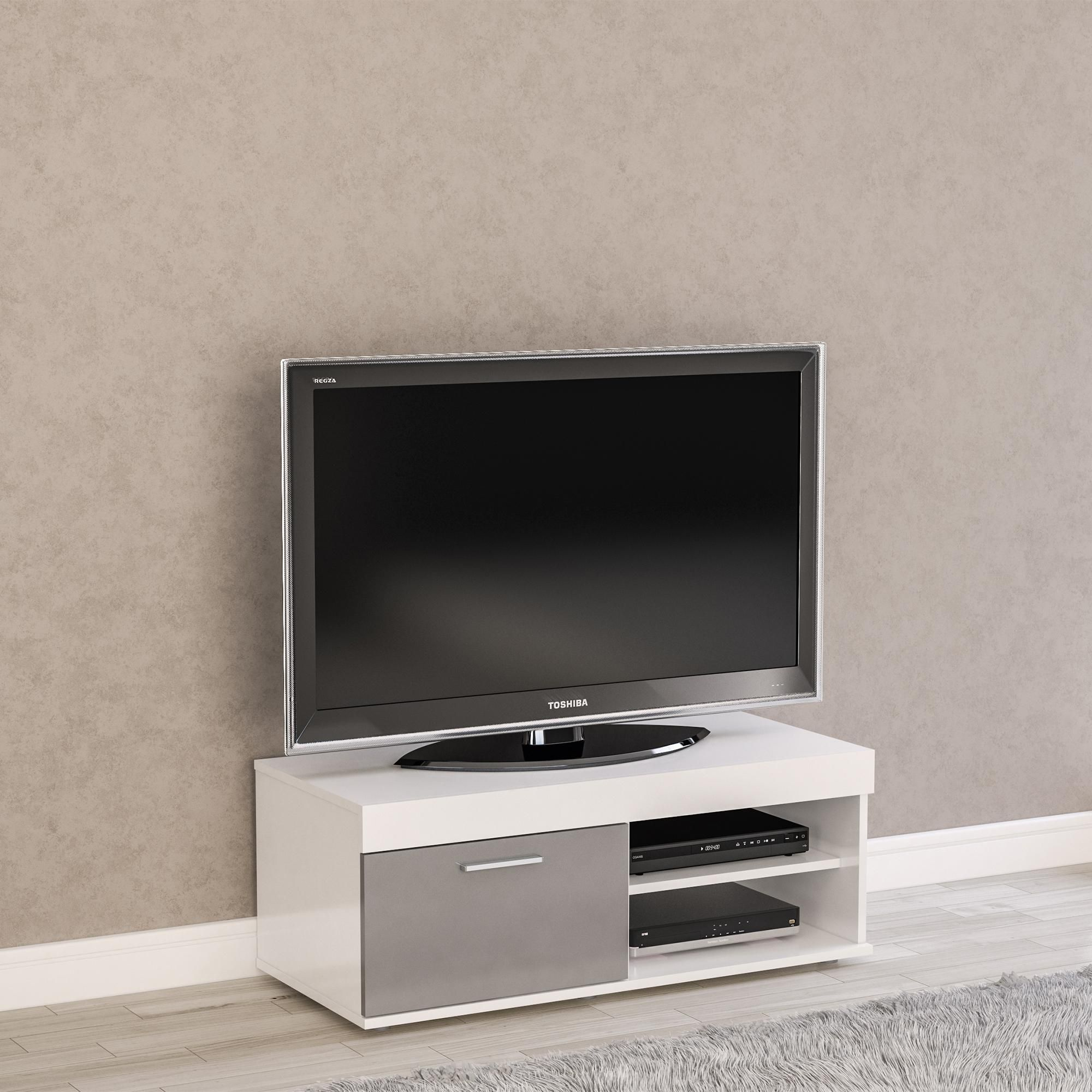 Edgeware Small Tv Stand In 2020 Small Tv Stand Wooden Tv Stands