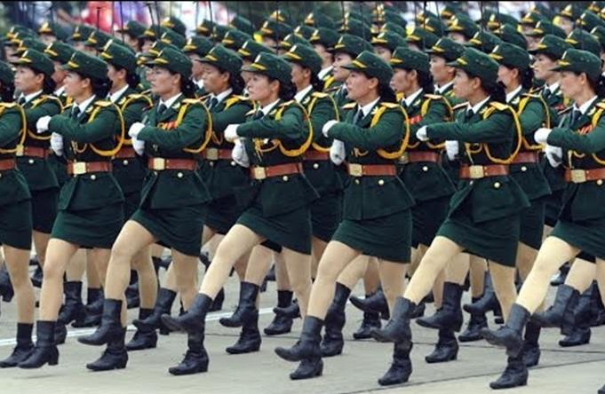 Vietnam Military Power on display, vietnam veteran news, mack payne