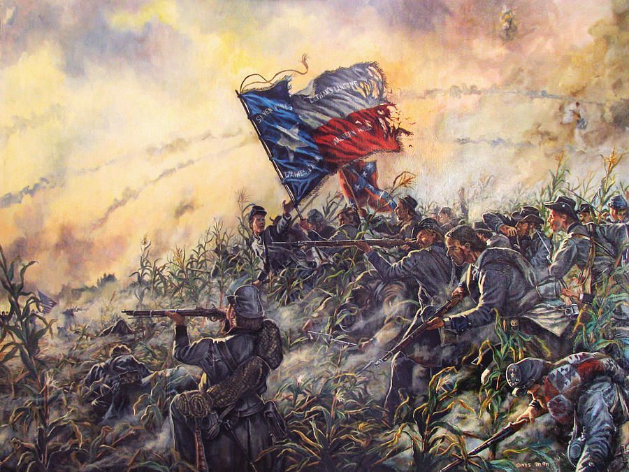 battle of antietam - 900×675