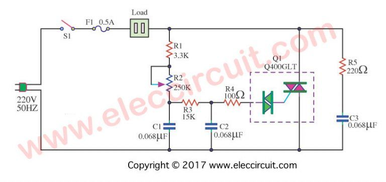 Scr Wiring Diagram from i.pinimg.com