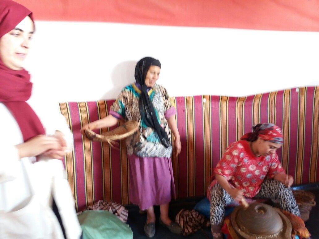 Women's co operative Morocco