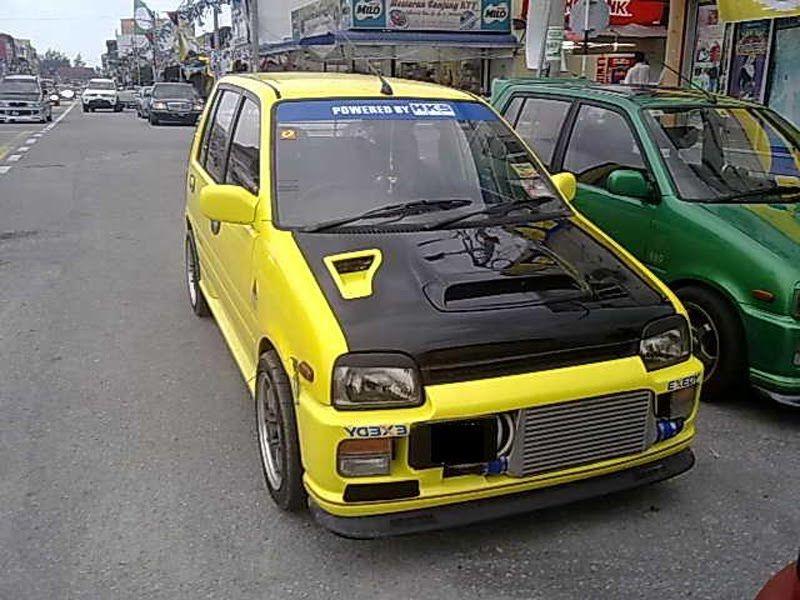 Perodua Kancil Daihatsu Mira Photo Shots Daihatsu Mira K Car