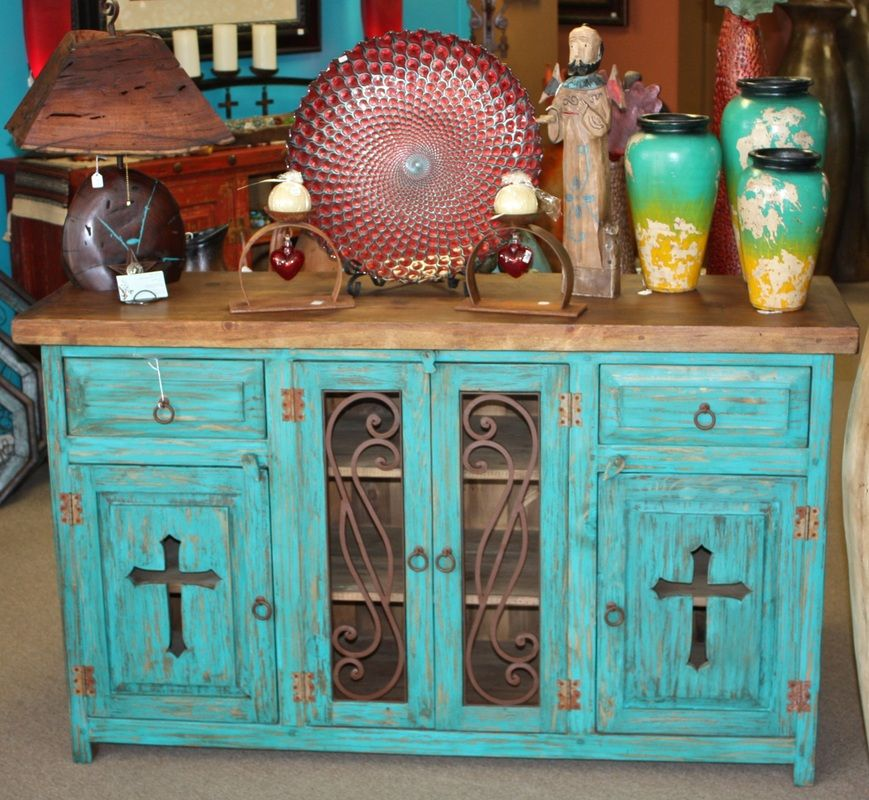 Ranch Home Decor: Southwestern Furniture