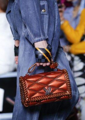 Модные сумки от Louis Vuitton весна-лето 2016 фото ...