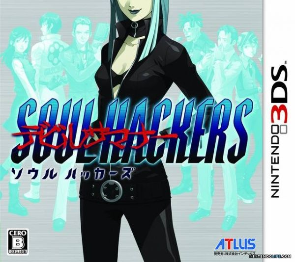 Shin Megami Tensei: Devil Summoner Soul Hackers