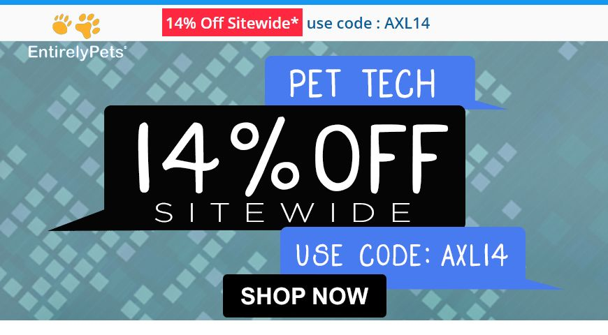 Entirelypets Offer 12 Off Sidewide Free Shipping On 49 Online Pet Supplies Pet Med Pet Pr Discount Pet Supplies Online Pet Supplies Pet Meds