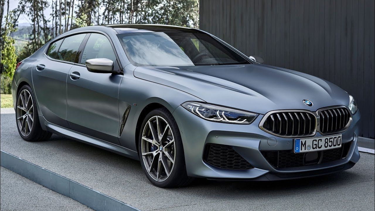 The Gran Coupe Is Offered In Both 840i And M850i Xdrive Guise