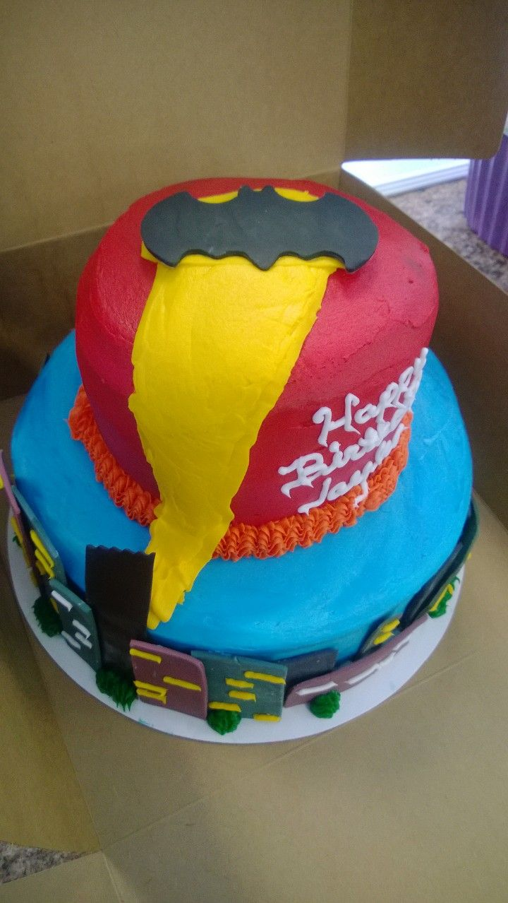 Batman Birthday Crystals Sweet Treats Fayetteville Nc Cakes