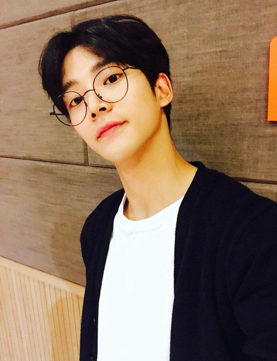 Round Glasses Korean Boys Ulzzang Cute Korean Boys