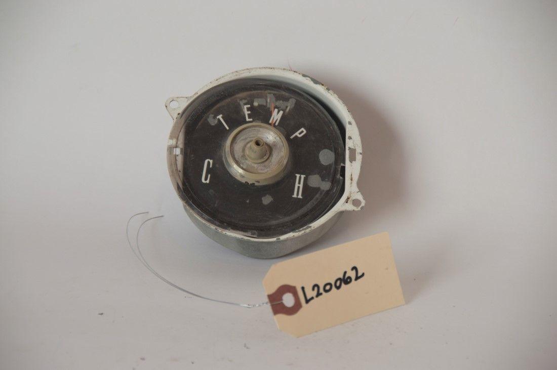 1963 1964 Ford Galaxie Temperature Gauge L20062 Ford Galaxie 1964 Ford Galaxie