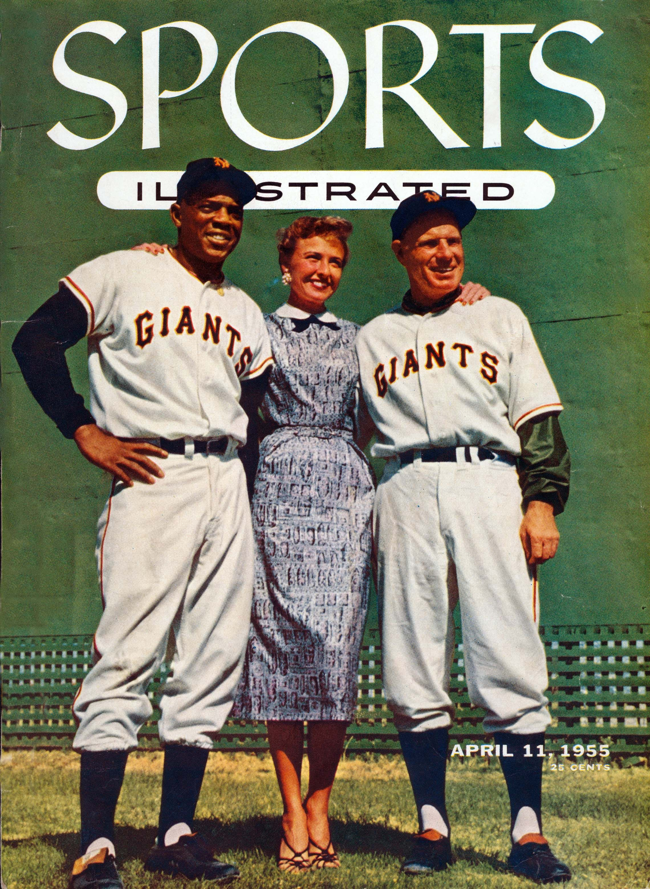 Willie Mays Sports Illustrated Covers Sports Sports Illustrated