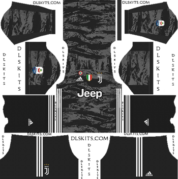 Juventus Goalkeeper Home Kit 2019 2020 Dls 19 Kits Dream League Soccer Soccer Kits Juventus Goalkeeper Kits