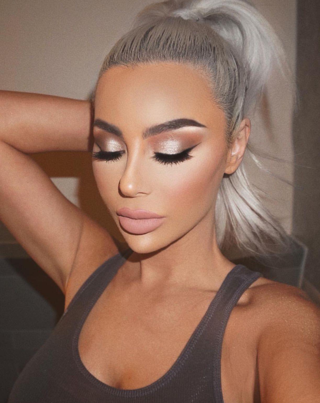 Instagram Vanitymakeup Glam Makeup Look Full Face Makeup Glam Makeup