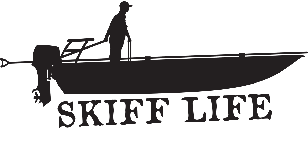 Skiff Life Grab Rail Skiff Car Decal Boat Stickers Products - Boat stickers