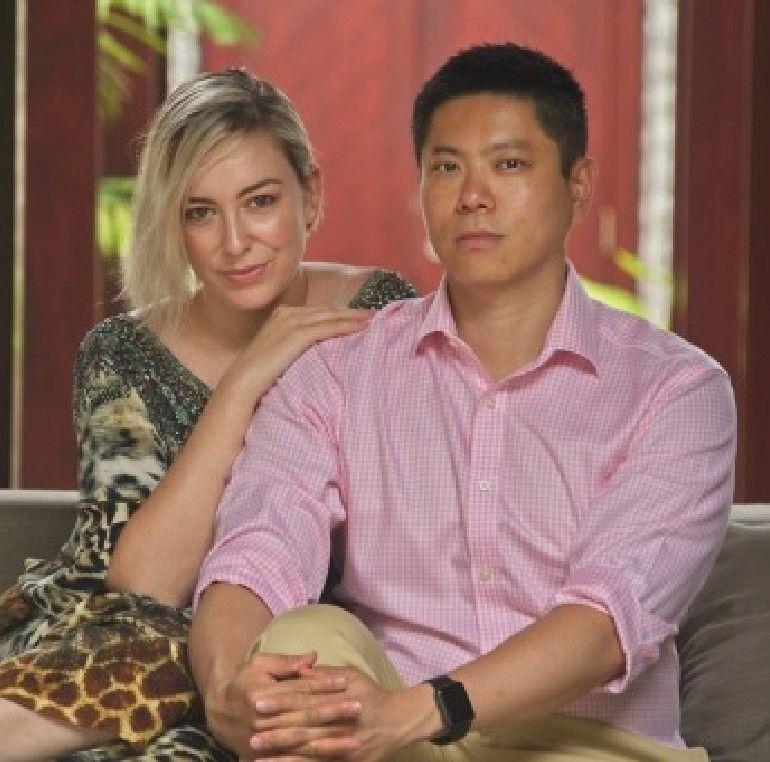 Interracial dating Etelä-Korea