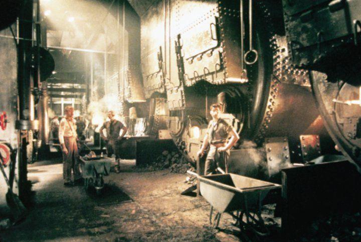 תוצאת תמונה עבור titanic machine room