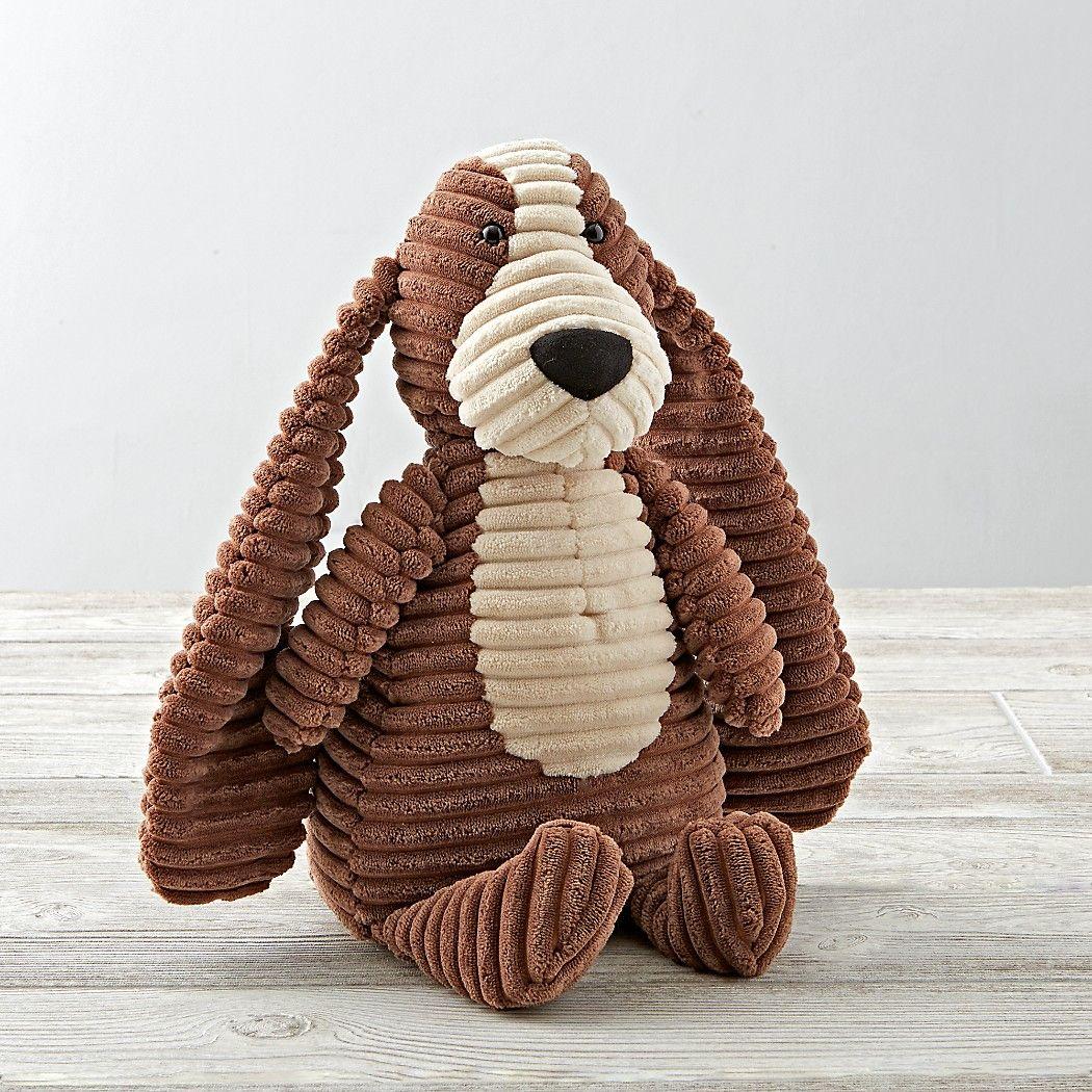 Plush_Corduroy_Hound_BR Jellycat stuffed animals