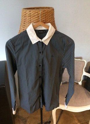 53b03d5627 À vendre sur #vintedfrance ! http://www.vinted.fr/mode-femmes/blouses-and- chemises/28414110-chemise-lacoste-woman