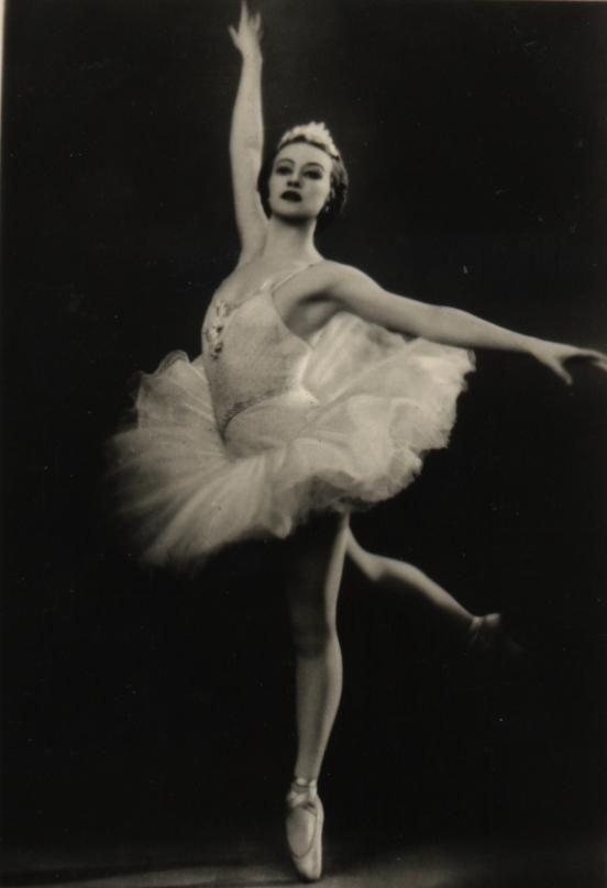 Galina Ulanova (1910-1998)