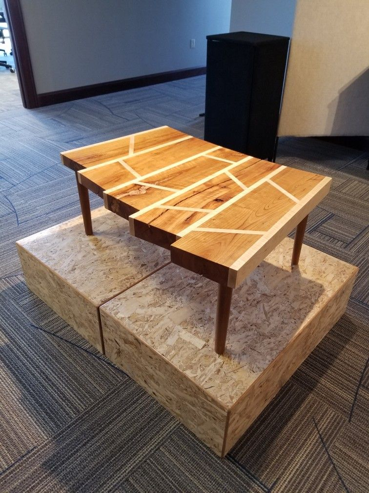 maple coffee table for sale