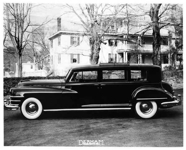1948 Chrysler Imperial Owned By Marjorie Merriweather