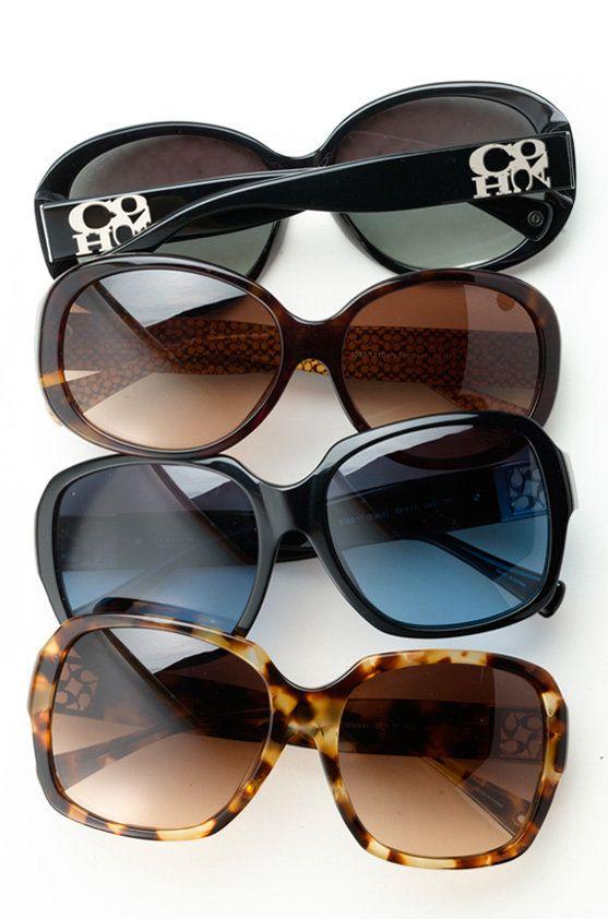 62eae49821e60c Coach Sunglasses Love!!! Last pair my like one broke need new ones ...