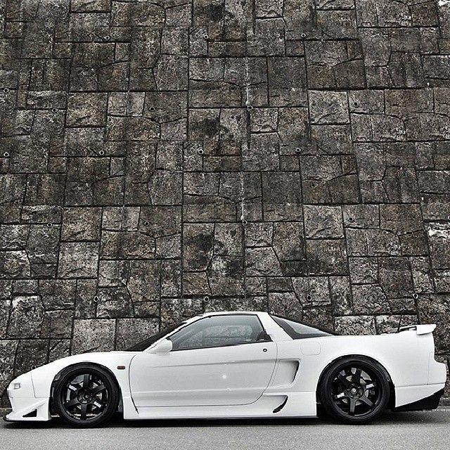 N-s-exy! #honda #acura #jdm #nsx #supercar #carporn