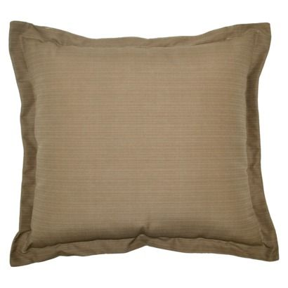 Threshold Outdoor Deep Seating Back Cushion Beige